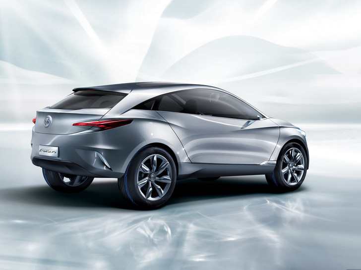 Buick Introduces Envision Plug In Hybrid Suv Concept Shanghai Inhabitat Green Design Innovation Architecture Building