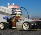dAIH2Orean R/C Car Runs on Aluminum Beer Can Tabs