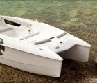 INFINYTE: i4 and i8 Solar-Electric Hybrid Boats Offer Joystick-Powered, Zero Emissions Fun