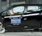 Chevy Volt and Nissan Leaf Awarded Highest IIHS Safety Ratings