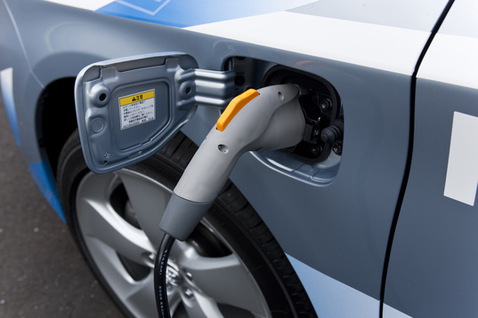 Prius Plug-in Hybrid Concept, Smart Grid