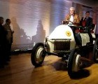World's Oldest Hybrid, The Porsche Semper Vivus, Drives Into the New York Auto Show