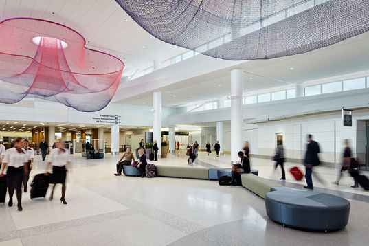 San Francisco Airport, LEED Gold Certified, Terminal 2