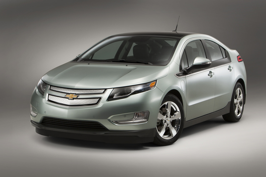2011 Chevrolet Volt, Electric Vehicle, green transportation, green automotive design, alternative transportation