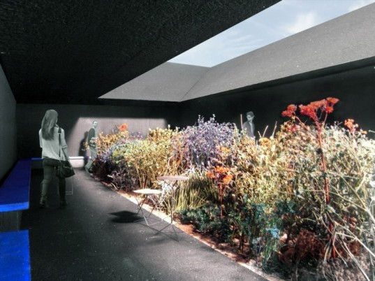 2011 serpentine pavilion, peter zumthor, pritzker prize, sustainable design, green design, landscape design, garden, sustainable architecture,