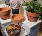 Black + Blum Heats Up ICFF With Their Hot-Pot BBQ Disguised as a Planter