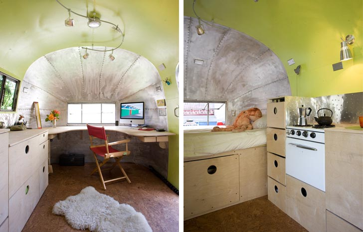 Andreas Stavroupolos\' Airstream Mobile Office « Inhabitat – Green ...
