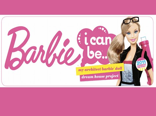 architect barbie, barbie, AIA design competition, Barbie Green Dream Home, green dream home