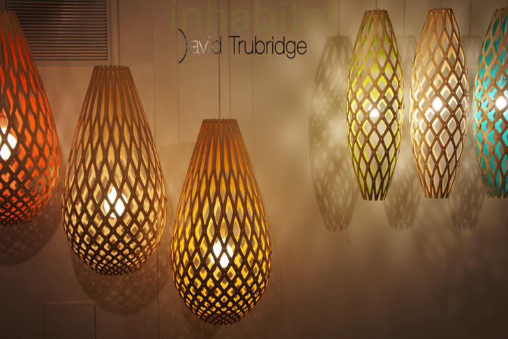 david trubridge 39 s flat pack lamps unfold into illuminating masterpieces inhabitat green. Black Bedroom Furniture Sets. Home Design Ideas