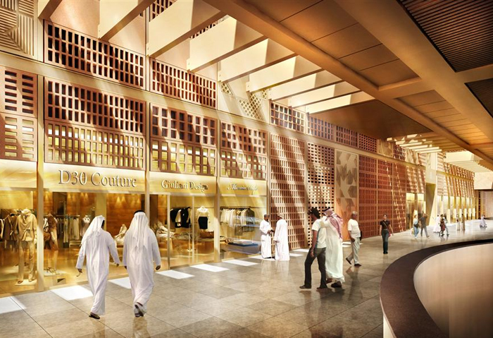 Foster Partners Aldar Central Market Adds A Vibrant