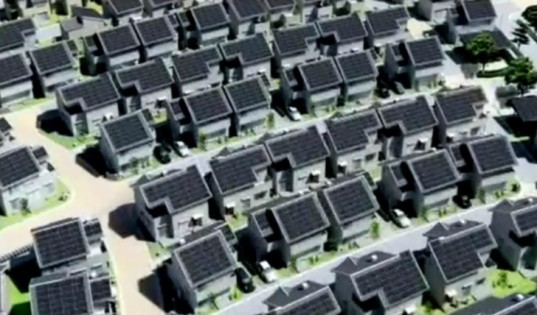 Panasonic eco city, smart grid city, Japan eco city, Fujisawa SST, smart grid integration, green town, eco town, eco city, integrated energy home, eco development, electrical car town, Japan green city, smart grid design