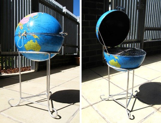 green BBQ, green holidays, eco barbecue, diy barbeque, bbq Memorial Day, green grilling, eco grills, , bbr Altoids, altoids grill, diy grilling, DIY, Lapin Kulta, solar cooking, Black + Blum, upcycling, repurposed materials