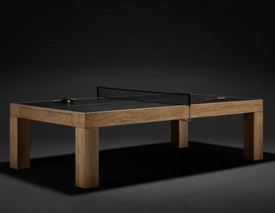 James perse ping pong table inhabitat green design for Architecture perse