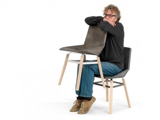 Javier mariscal 39 s stylish recycled plastic chair is for Javier mariscal design