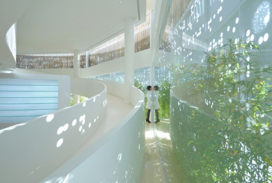 green design, eco design, sustainable design, KLab Architects, Open airy design, architecture, Greece, Athens, natural lighting
