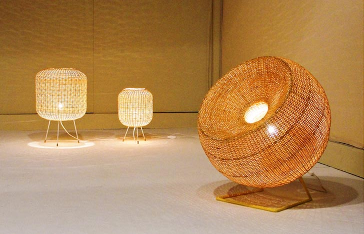 Gorgeous Hand Woven Wicker Furniture Showcases Traditional Chilean Craft