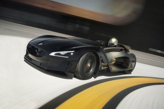Peugeot EX1, Electric Car Speed Record, Nurburgring electric car record, alternative transportation, green automotive design, green transportation, electric racing, electric car lap record