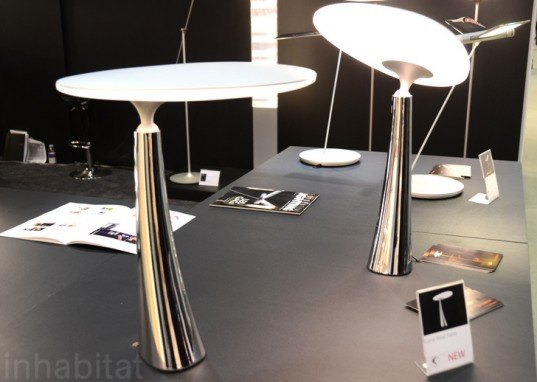 LED, green lighting, ambience, swivel, ICFF, green design, eco design, NYC, sustainable design, coral reef, qisdesign,