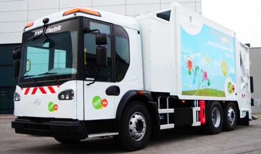 France To Deploy All-Electric Garbage Trucks, french electric garbage trucks, france sita garbage trucks, france sita garbage trucks semat, france sita garbage trucks pvi, france sita, all electric garbage truck, all electric rubbish truck