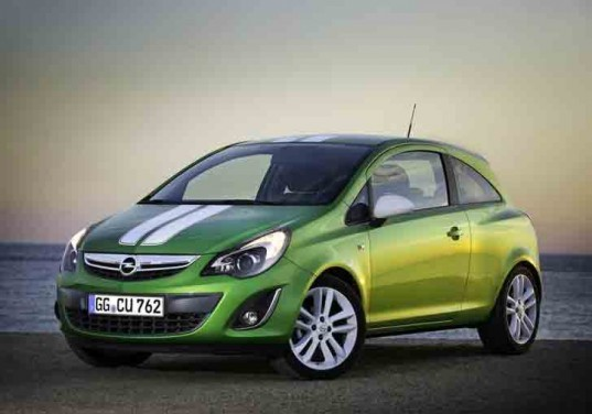 Opel EV, electric vehicle, electric car, green transportation, green automotive design, alternative transportation, Opel electric car, Opel subcompact EV,