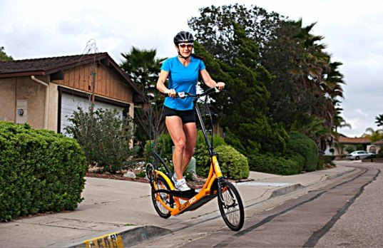 Elliptigo 3C Bike, elliptical bike, green transportation, alternative transportation