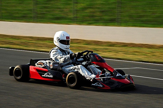Linde E1 Electric Go Kart