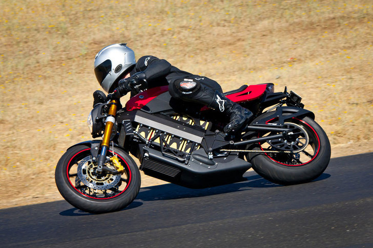 Brammo Empulse Electric Motorcycle Sets New Lap Record At A123 System S Ttxgp