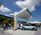 Toyota Opens First Pipeline-Fed Hydrogen Fueling Station in U.S.