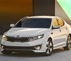 Kia's First U.S. Hybrid to be Priced at Only $26,500