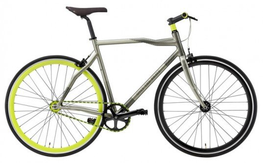 Diesel bike, Pinarello bike, Only the Brave bike, fixie bike, green transportation, green design, alternative transportation