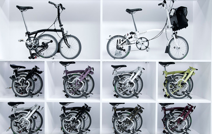 Gorgeous Pave Bicycle Store In Barcelona Displays Bikes As Art