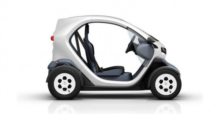 renault twizy urban inhabitat green design innovation. Black Bedroom Furniture Sets. Home Design Ideas