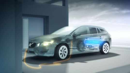 Volvo V60 Plugin Hybrid, Challenge Bibendum, Volvo hybrid test drive, Volvo V60 test drive, green transportation, alternative transportation, green automotive design, hybrid vehicle