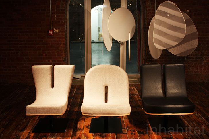 Nice Tabisso Chairs Are A Fun Way To Spell Out Sustainable Design | Inhabitat    Green Design, Innovation, Architecture, Green Building