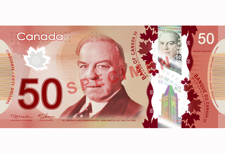 Canada now issuing recyclable plastic polymer banknotes innovation pronofoot35fo Choice Image