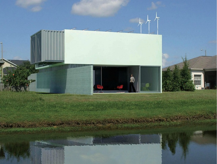 world's first exhibit on container architecture curated by jure ... - Container Architektur
