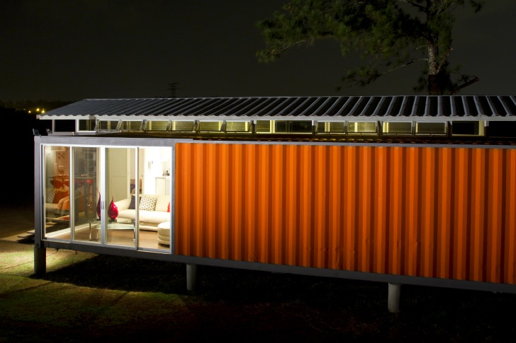 containers of hope cool costa rican shipping container house only costs 40 000. Black Bedroom Furniture Sets. Home Design Ideas