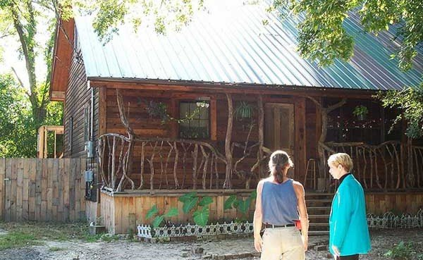 Dan Phillips Recycled Affordable Houses In Huntsville, Texas « Inhabitat U2013  Green Design, Innovation, Architecture, Green Building Photo