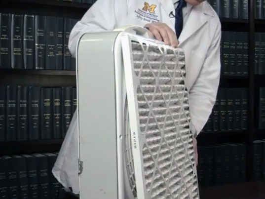 Diy Make Your Own Hepa Air Filtration System For 30