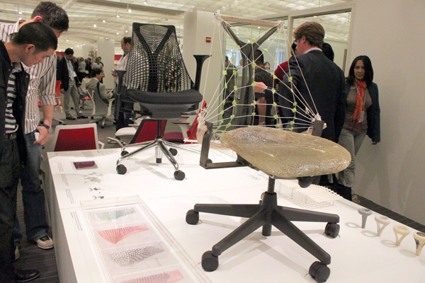 NeoCon Sayl Chair Herman Miller « Inhabitat U2013 Green Design, Innovation,  Architecture, Green Building