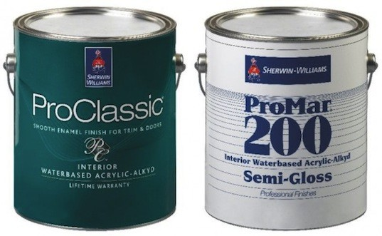 Sherwin Williams Recently Received An Environmental Protection Agency Award For Their Paint Made In Part From Recycled Pet Bottles And Soybean Oil
