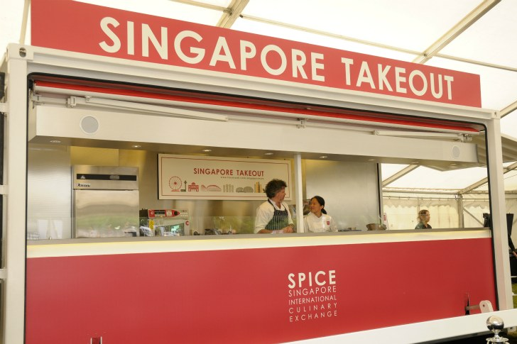 New Pop Up Shipping Container Restaurant Brings A Taste Of Singapore To The World Inhabitat Green Design Innovation Architecture Building