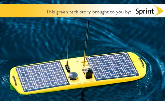 wave glider, liquid robotics, liquid robotics wave glider, solar power, wave power, solar wave power robot, series D financing, liquid robotics robot