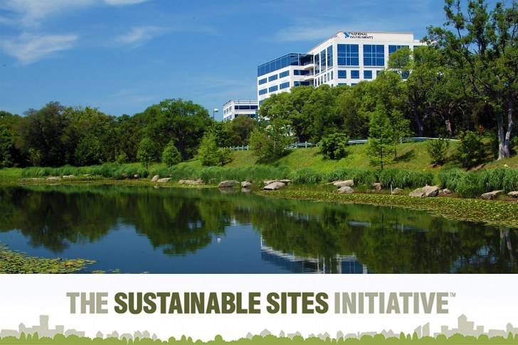 Sites Sustainable Landscape Rating System By The American Society