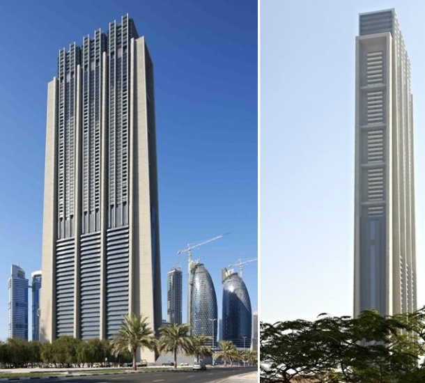 Foster partners 39 index tower takes top honors for for Architecture inde