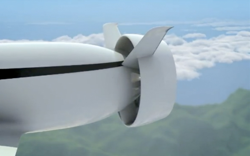 Eads Rethinks The Way Planes Fly With New All Electric