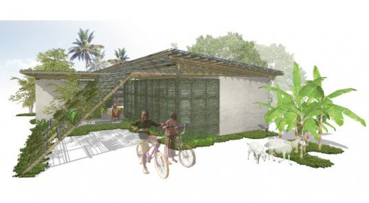archive institute, archive, healthy housing in haiti, competition, kay e sante nan ayiti, haiti, tuberculosis, sustainable home, sustainable architecture, rural housing, st marc, febs, finalist, cycle house, merit award