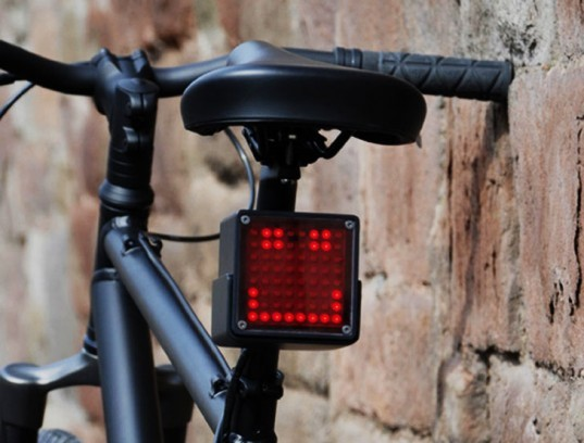bike light, graphic lights, fraser mort, bicycle accessories, light graphics, saftey accessories, road safety, bike safety
