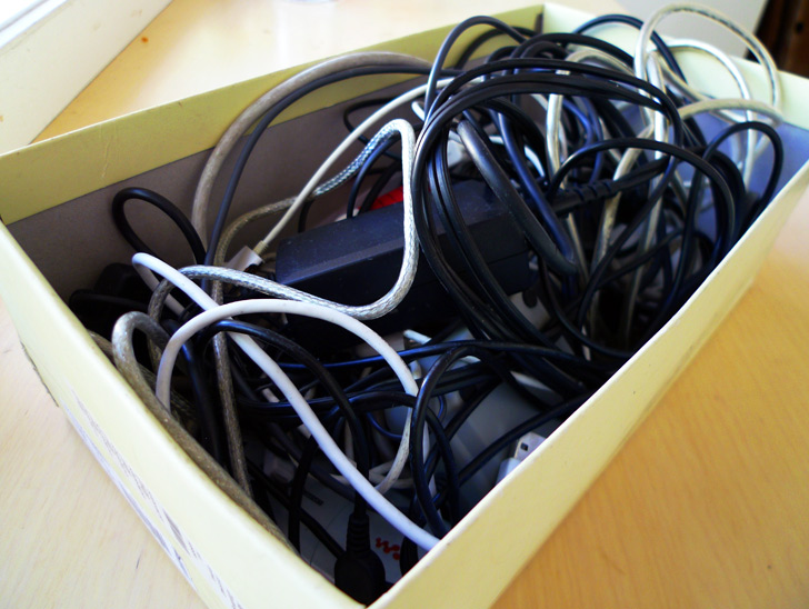 ASK A TECH GEEK: What Should I Do With Old Cables & Chargers ...