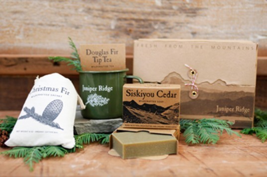 sustainable design, green design, father's day, sustainable style, green gift guide, green gifts for father's day, inhabitat green gift guide, father's day 2011, green dad, green presents, eco gift guide, juniper ridge, cascadia gift pack